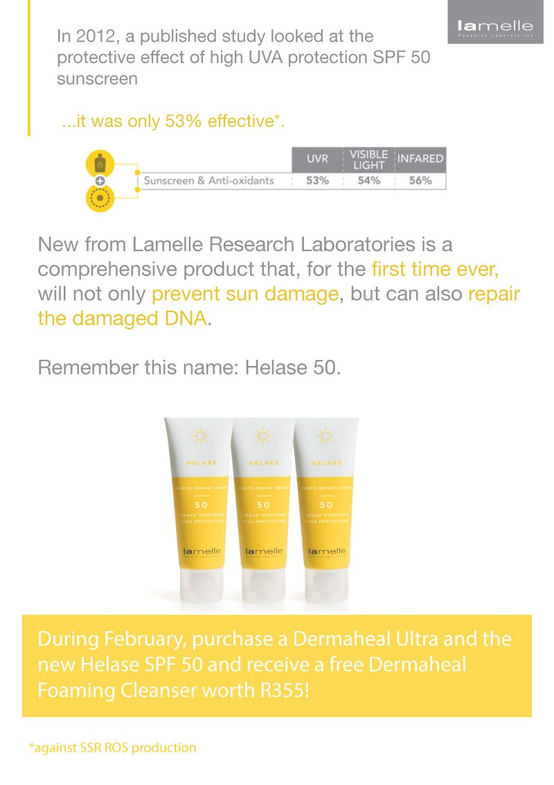 Lamelle Helase Promotion Body Renewal