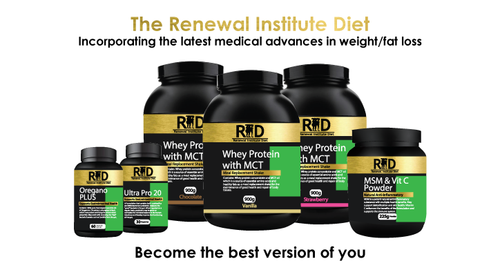 Renewal Institute Diet Range