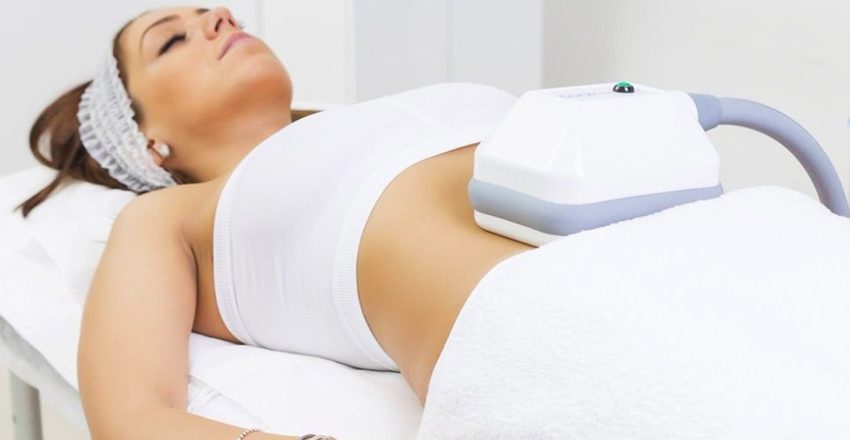 Cryolipo fat freezing cooltech